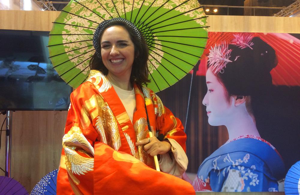 fitur madrid 2018 japon kimono