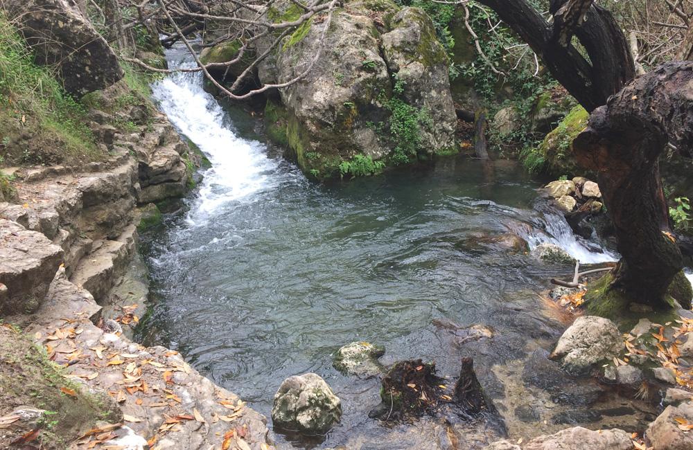 Dónde bañarte en la sierra de Grazalema