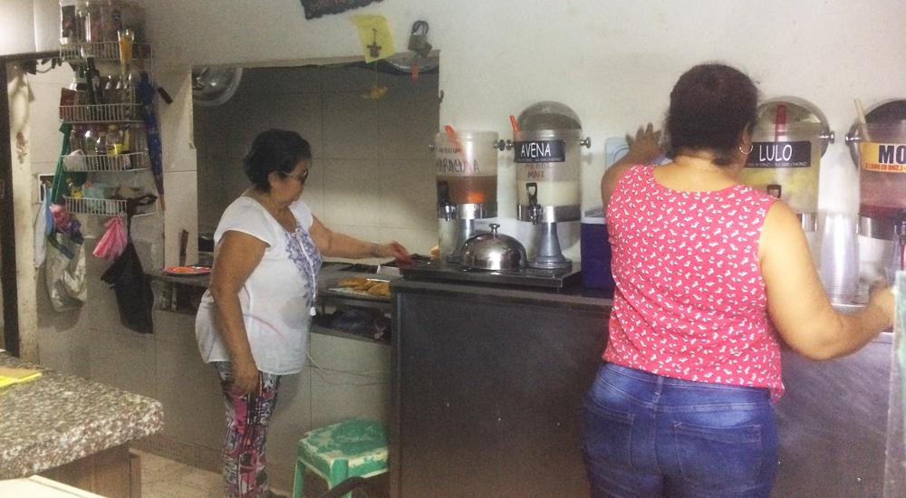 donde magola,colombia,cartagena,indias,arepa,cocina colombiana