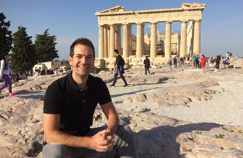 atenas, grecia, acropolis, partenon