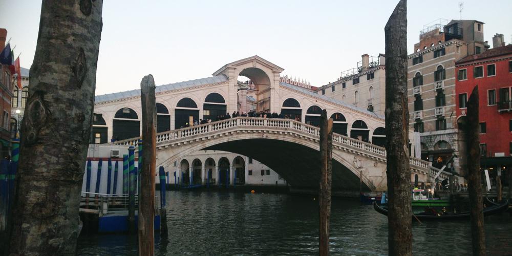 venecia italia rialto san marco puente canal