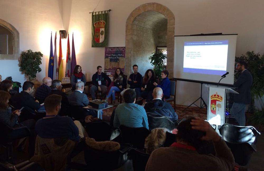 charla turismo encuentro travel bloggers castilla y leon medina de pomar