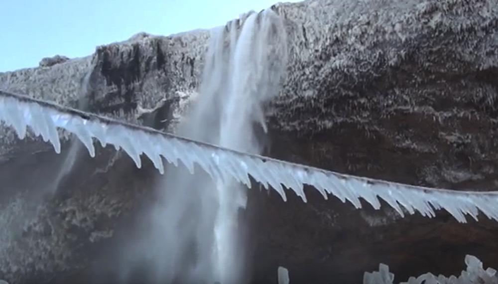 seljalandfoss cascadas islanda 60 metros de altura