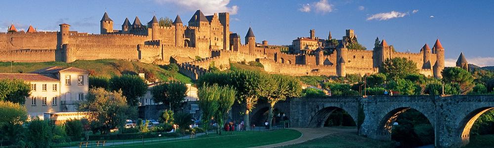 carcasonne,carcasona,castillo,muralla,medieval,francia