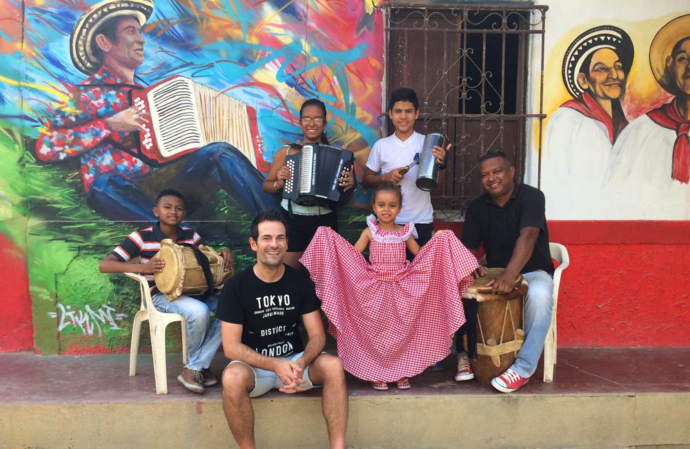 san jacinto colombia bolivar landero andres fundacion cumbia