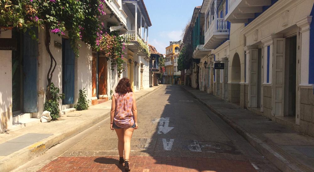 calle,cartagena,indias,colombia