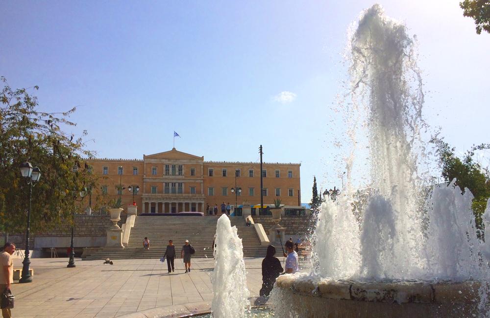 atenas, grecia, parlamento,griego,plaza,syntagma