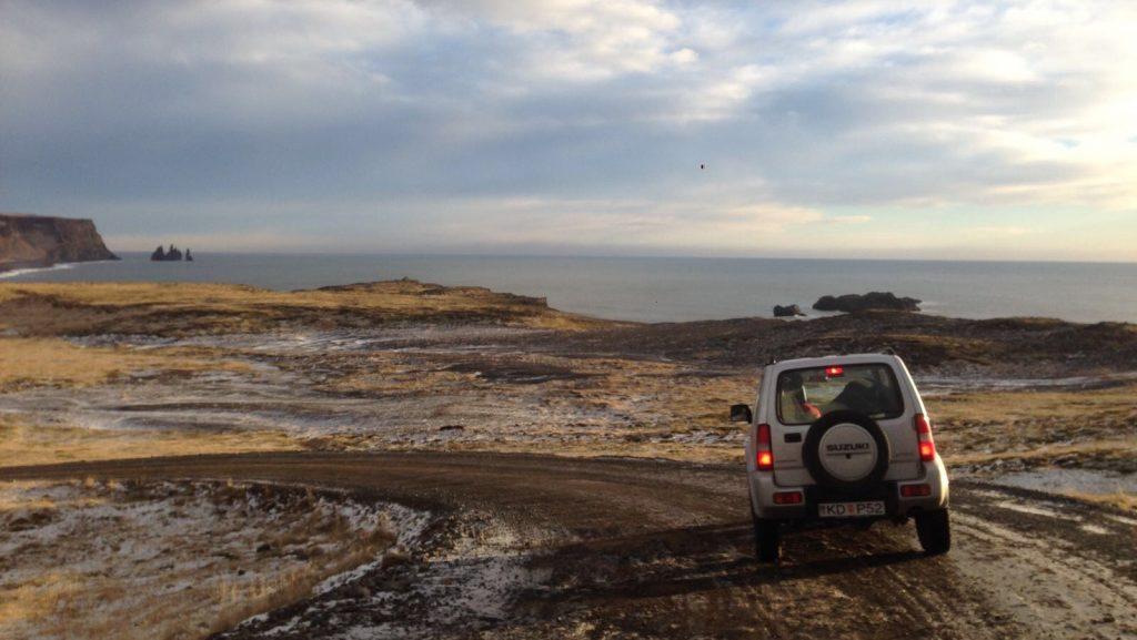 conducir islandia carretera ringroad