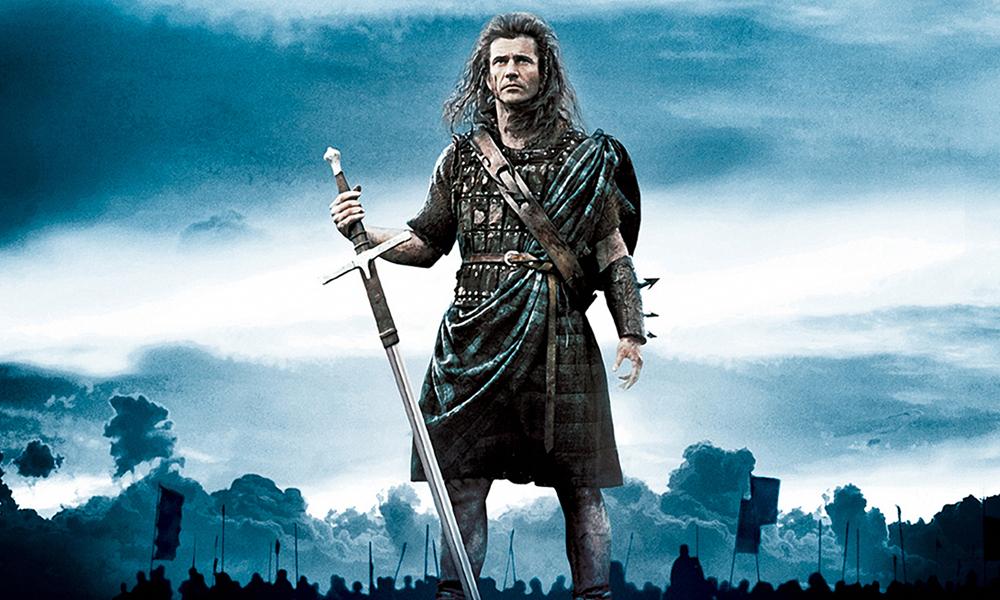 braveheart mel gibson william wallace inglaterra escocia