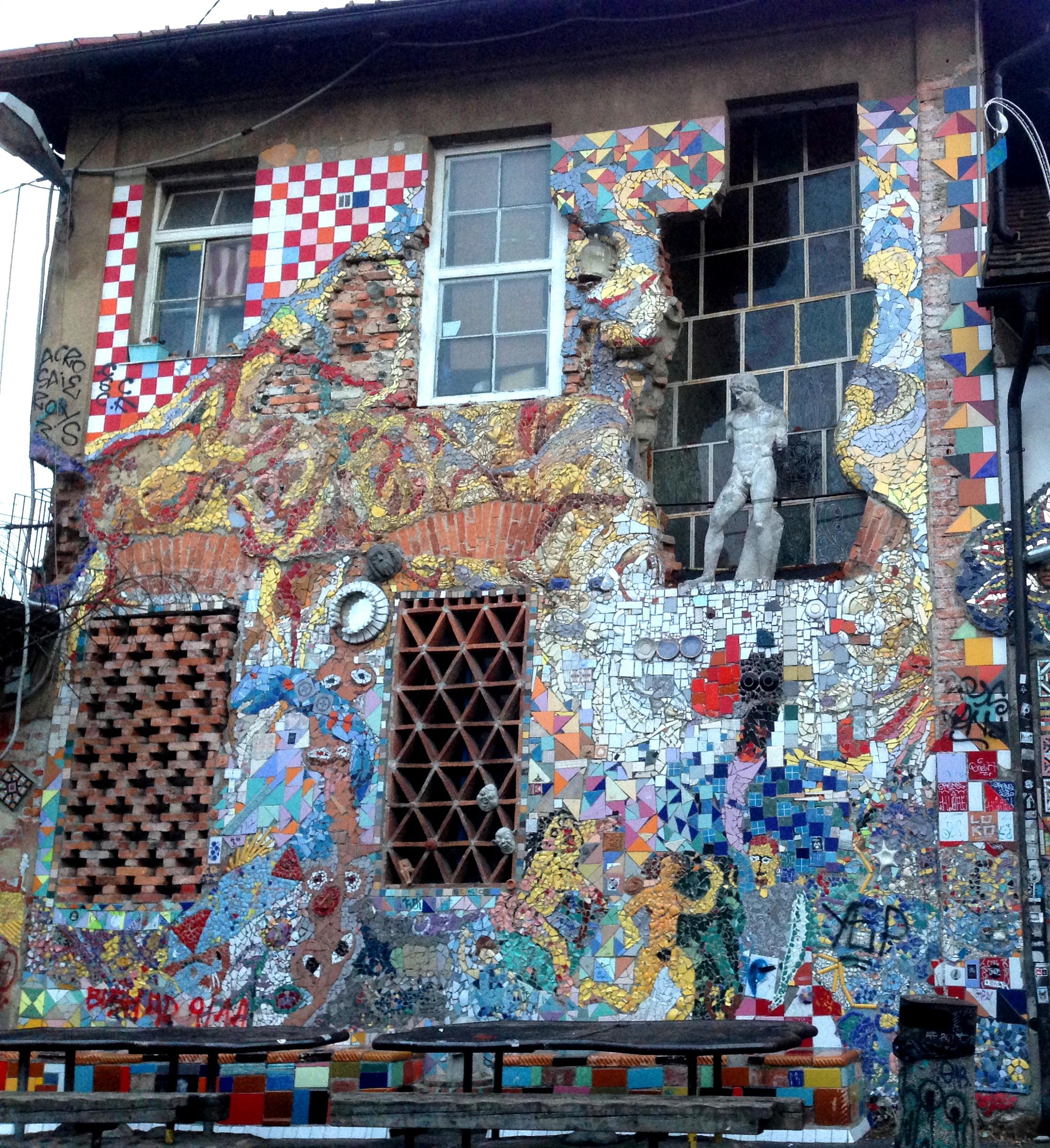 hostel Celica en Liubliana