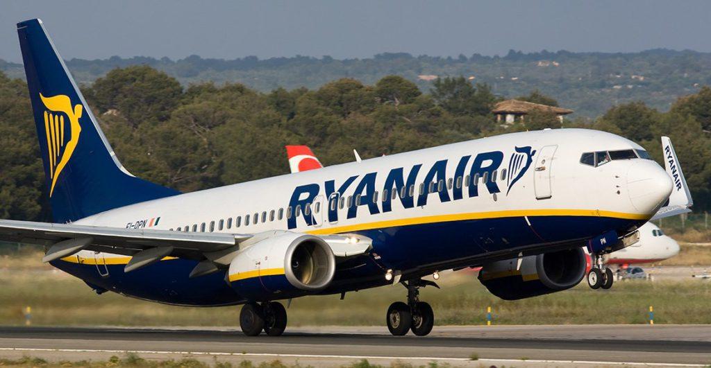 avion ryanair polemica equipaje maleta