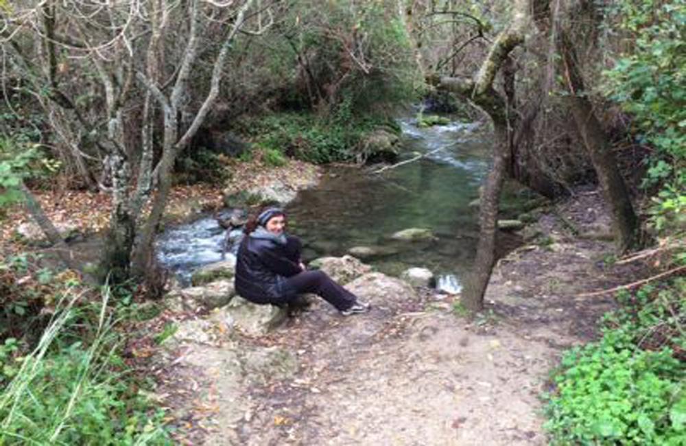 Grazalema rio majaceite