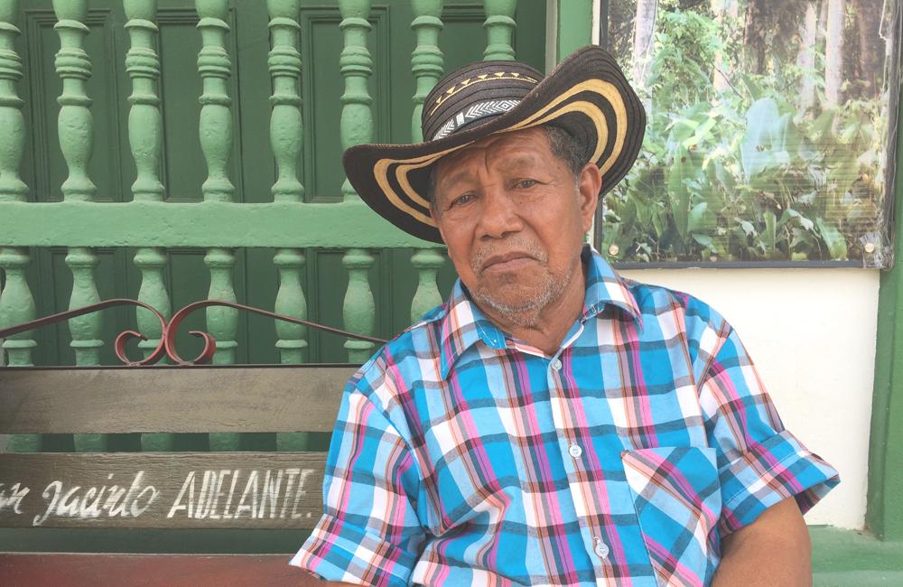 san jacinto, Colombia