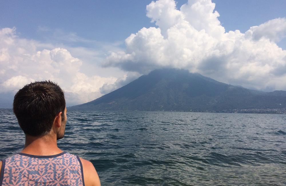 Montaña de Guatemala