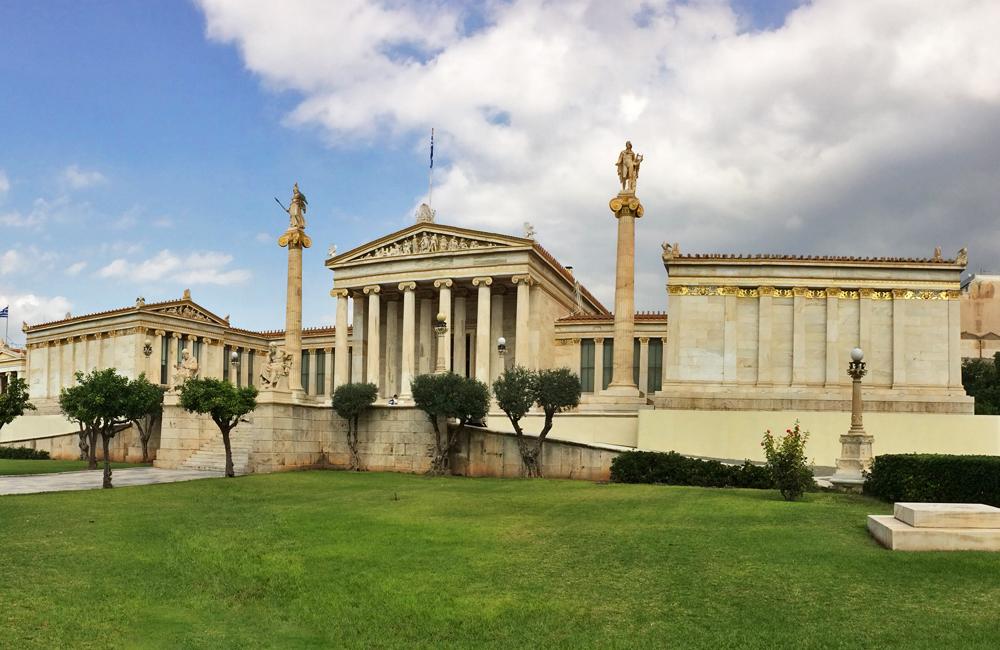 academia atenas grecia