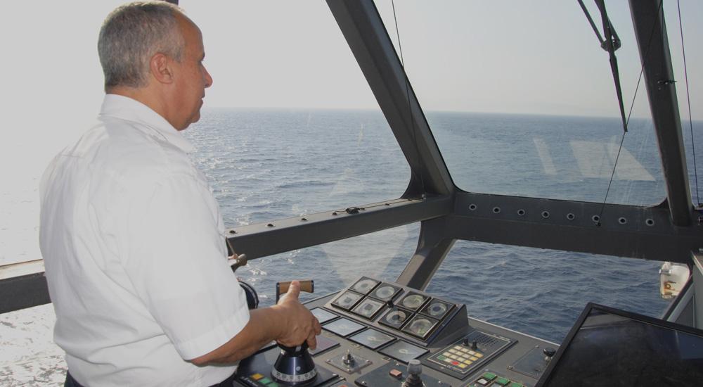Desde aquí se navega el ferry Tarifa Tánger