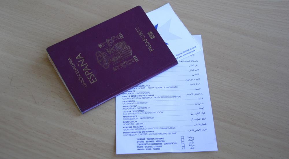 Cómo ir en ferry de Tarifa a Tanger