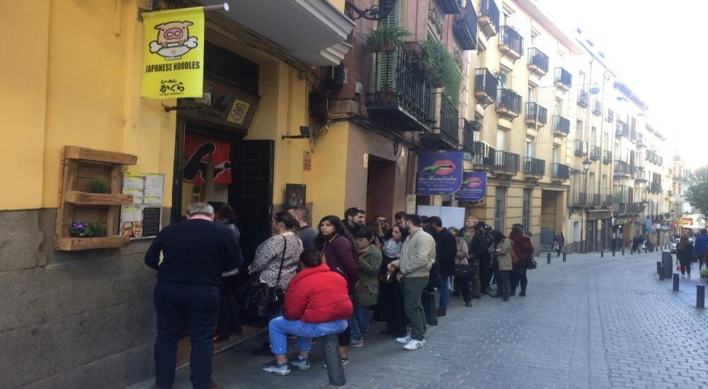 Ramen kagura el ramen de Madrid