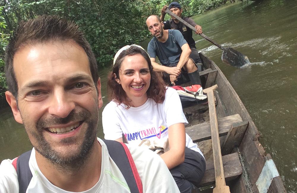Río en Leticia, Colombia