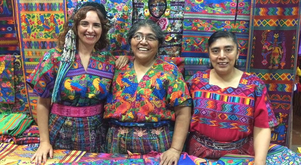 Textiles Carolina en San Antonio de Aguas Calientes