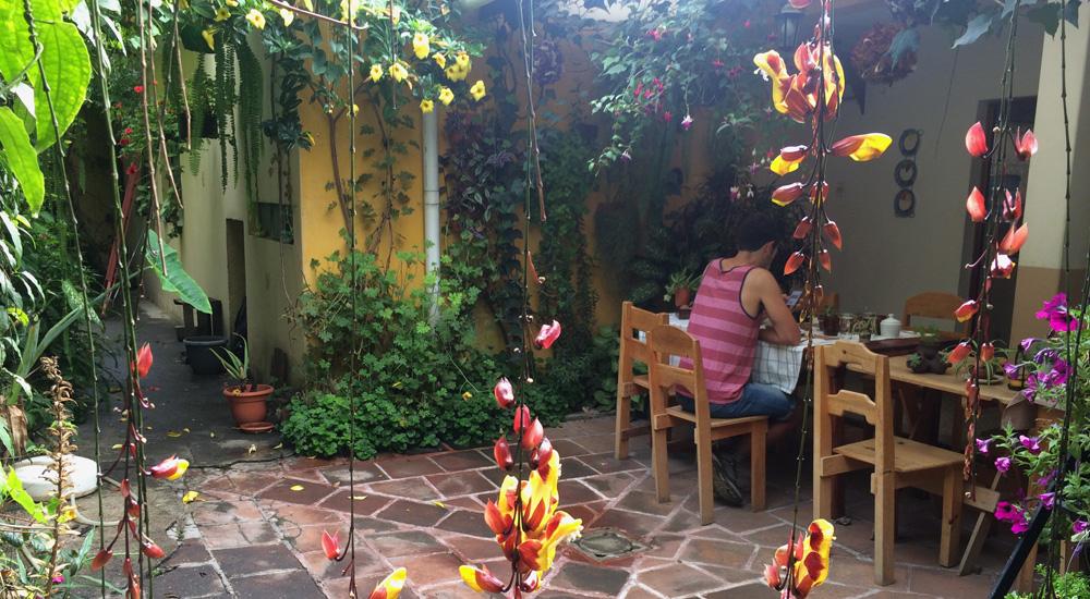 Casa Moká en Antigua