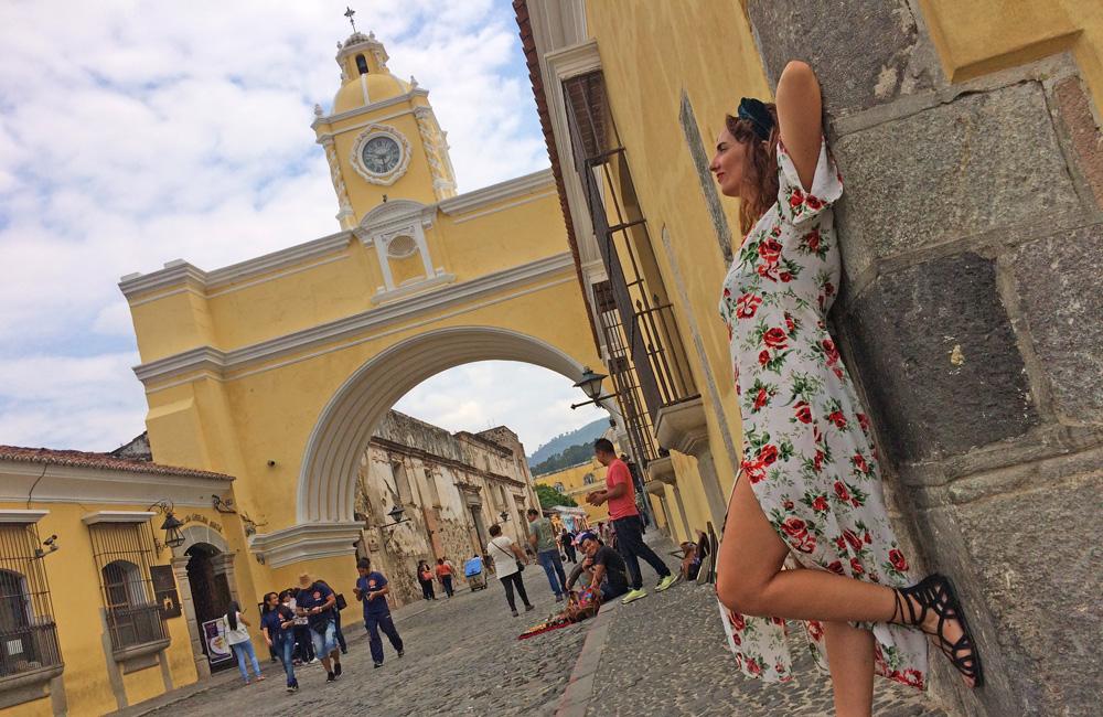 Arco de Santa Catalina (Antigua, Guatemala)