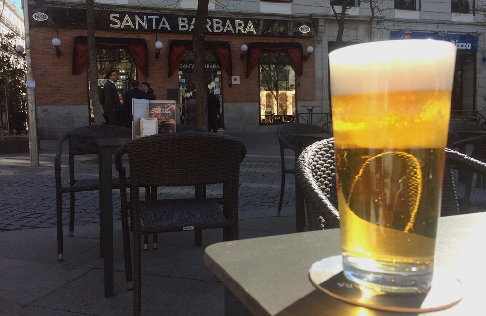 Cervecería Santa Barbara (Madrid)
