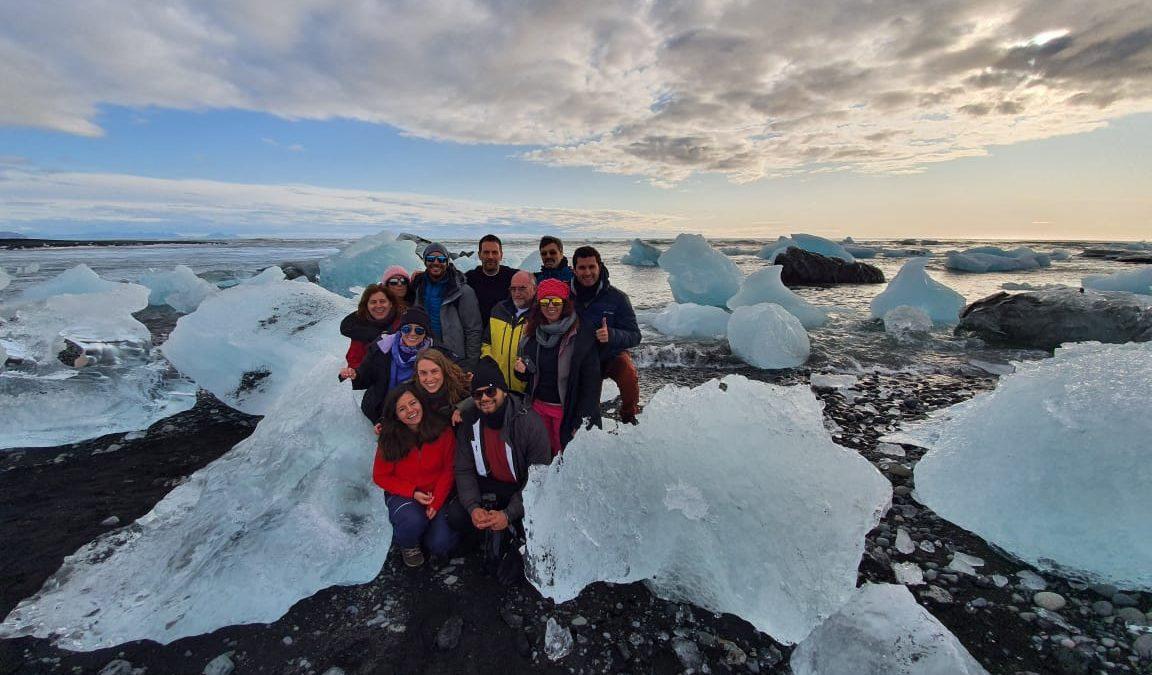 viaje en grupo a Islandia en octubre 2019