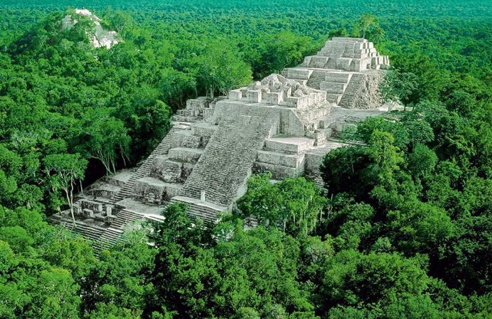 mirador, maya, tikal, guatemala