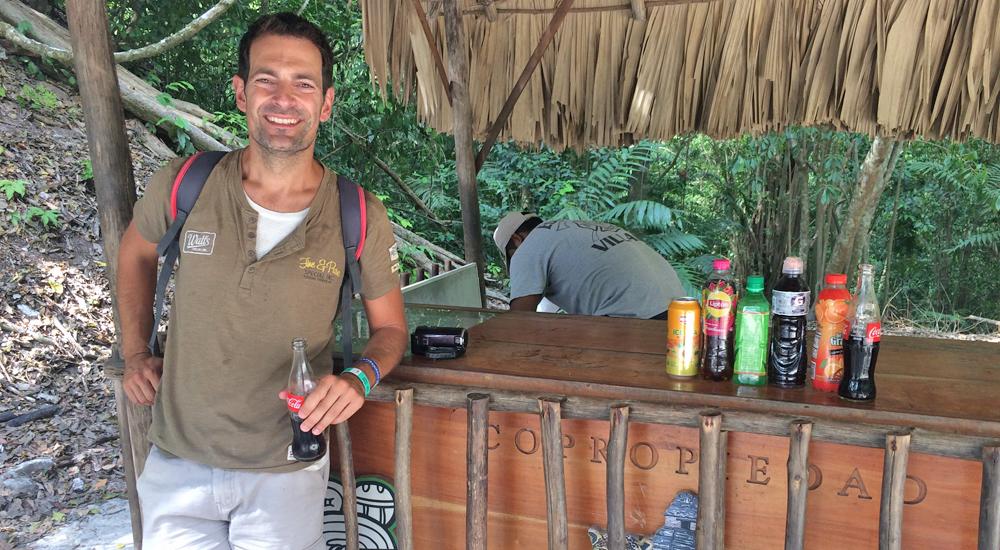 bebida tikal tienda refresco