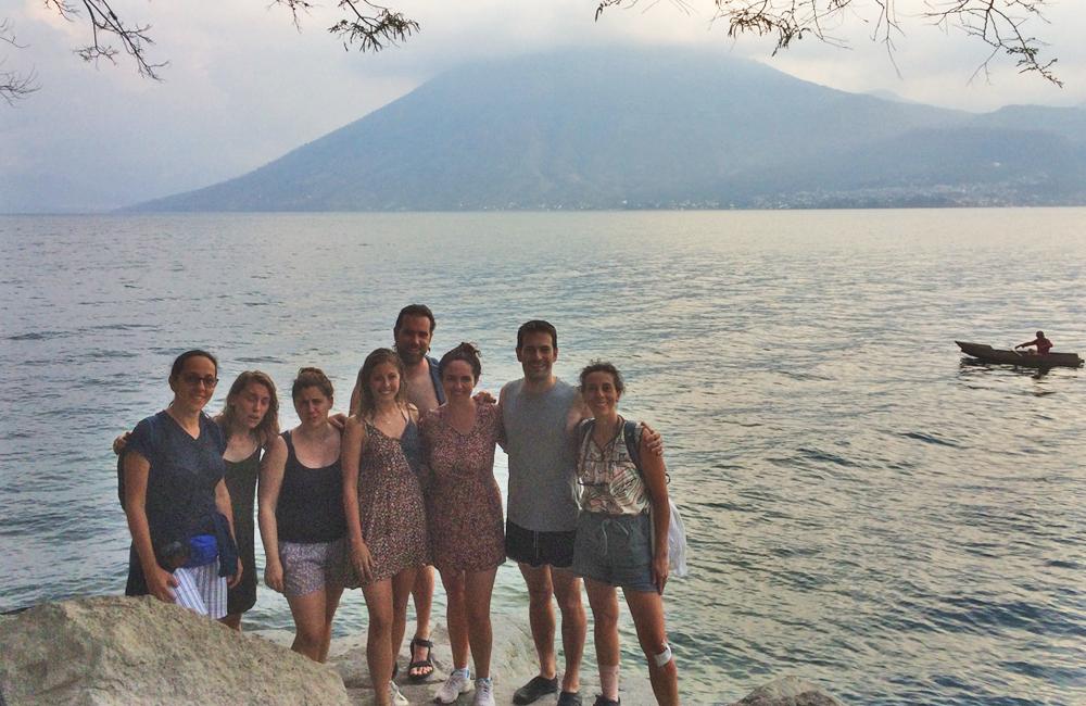 guatemala,viaje en grupo,atitlan,lago,aventura, san marcos