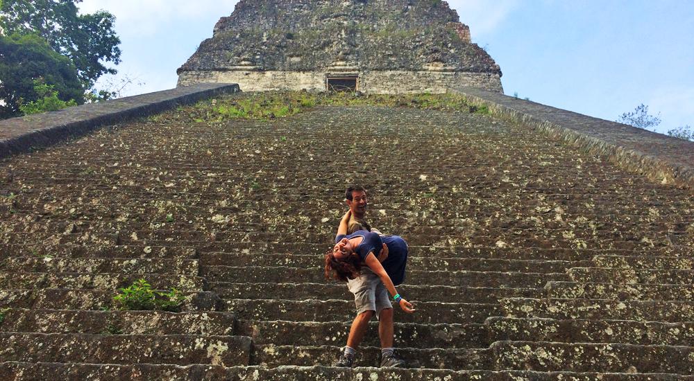 templo tikal euskadiz guatemala