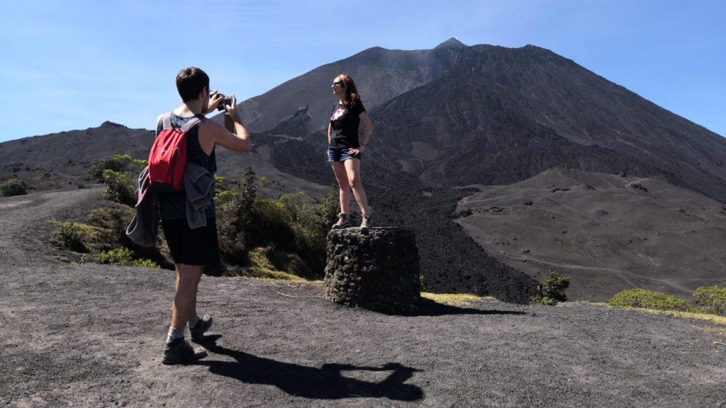 volcan,pacaya,guatemala,erupcion,aventura,viaje