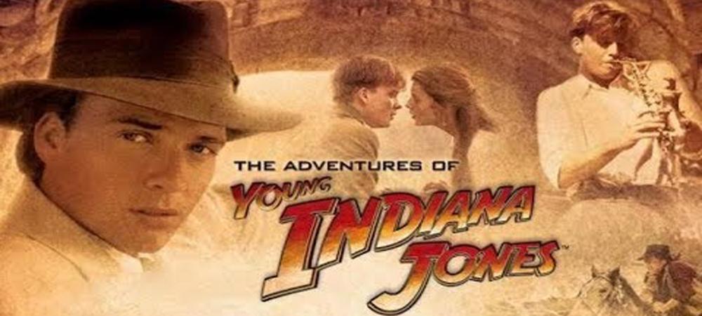 series viajeras joven indiana jones