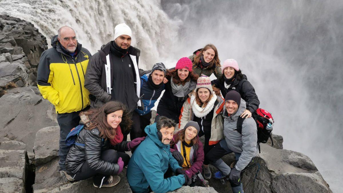 viaje en grupo a Islandia en 2019