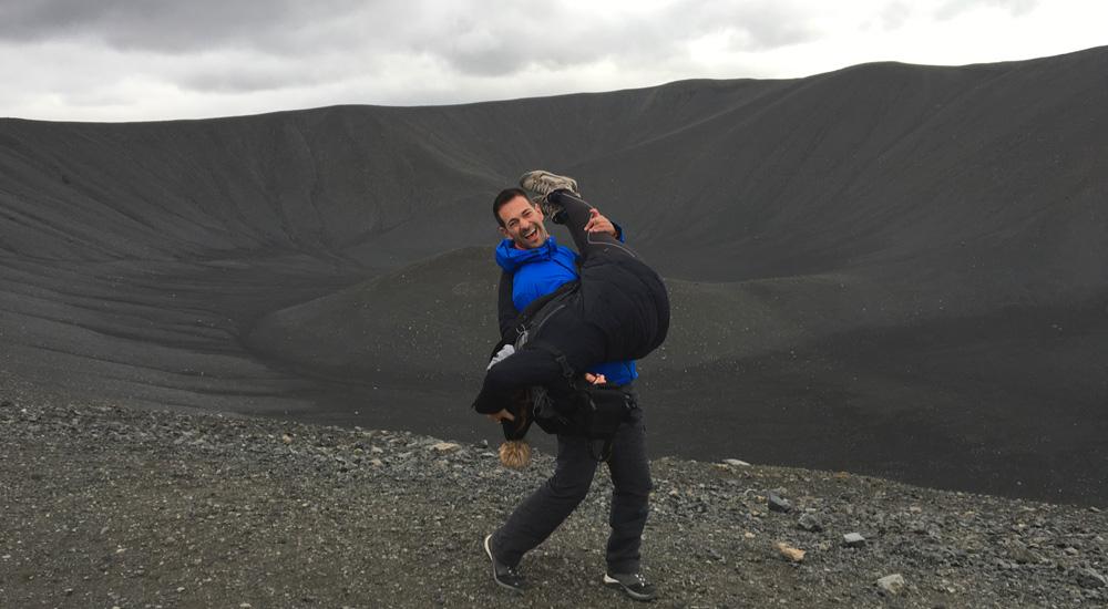 preguntas sobre el viaje en grupo a Islandia