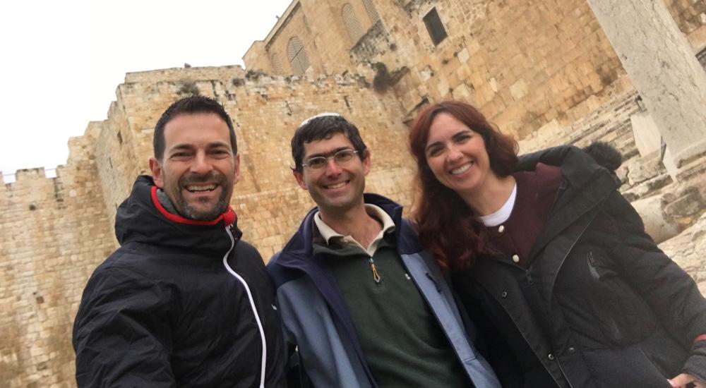 Guía de La Ciudad de David en Jerusalén
