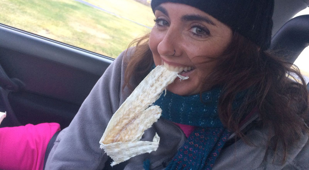 qué comer y beber en Islandia