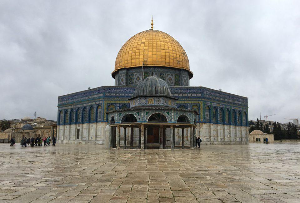 Cúpula de la Roca en Jerusalén