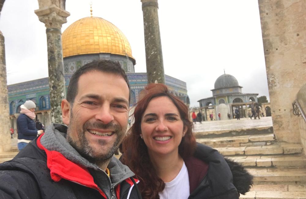 qué hay que ver en Jerusalén. Cúpula de la Roca en Jerusalén