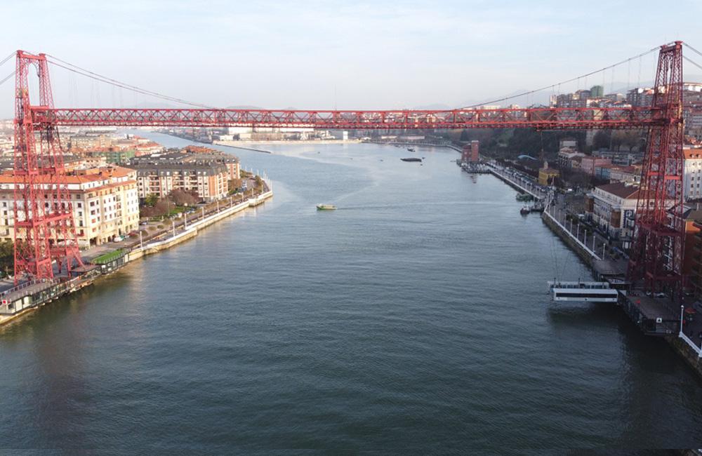 Puente de Portugalete (Vizcaya)