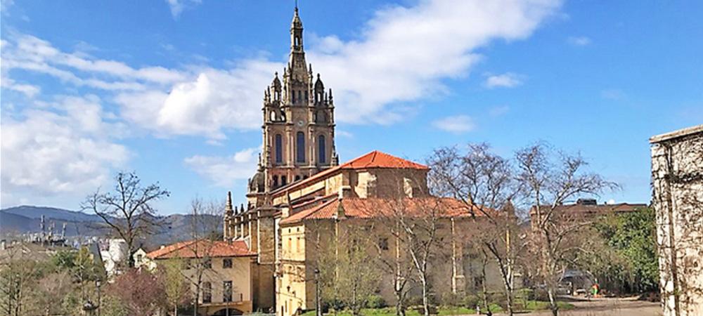 basilica de begoña bilbao
