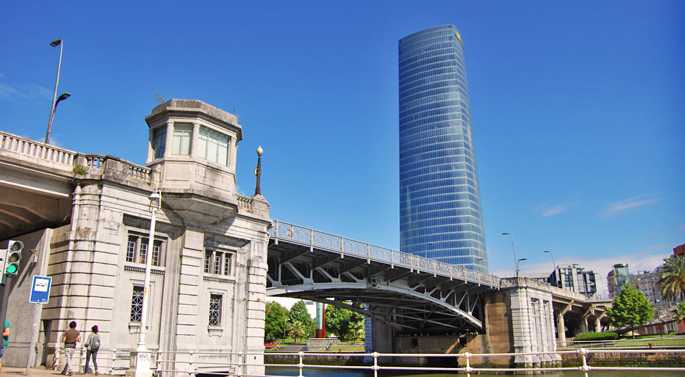 torre iberdrola rascacielos bilbao