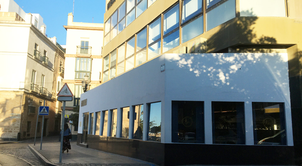 Restaurante Balandro en Cádiz