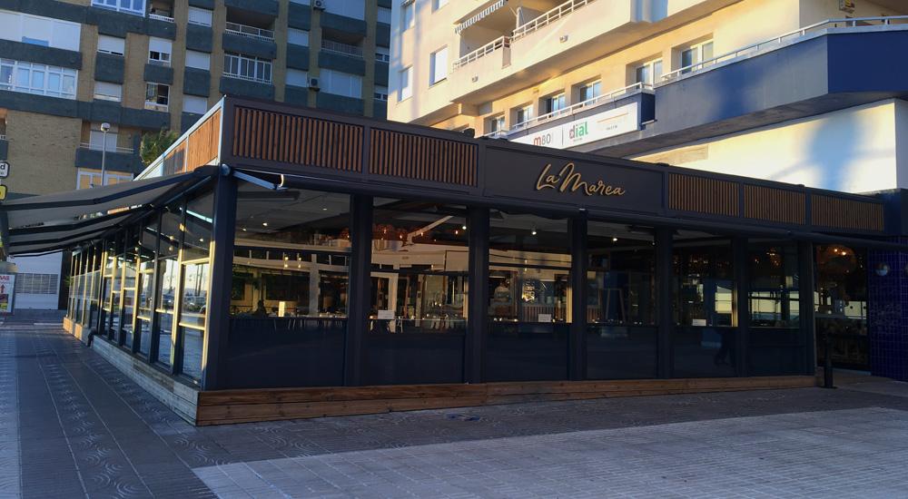Restaurante La Marea en Cádiz