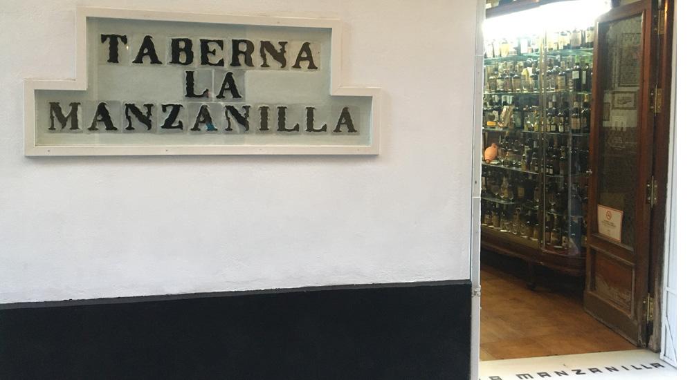 Taberna La Manzanilla, Cádiz