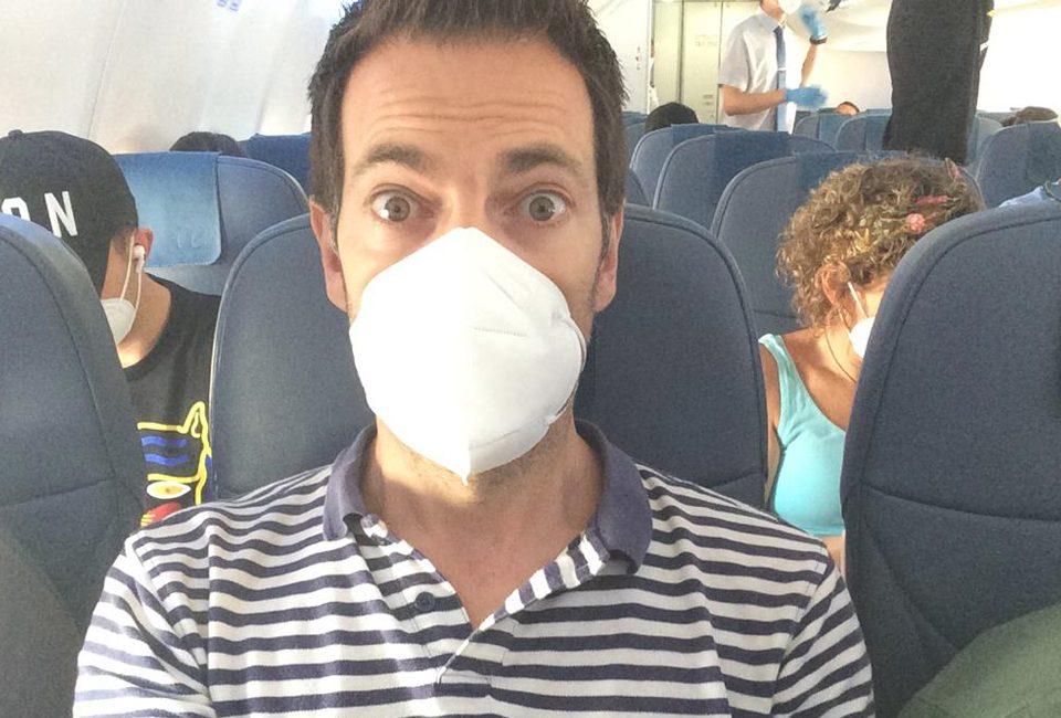 volar después del Coronavirus