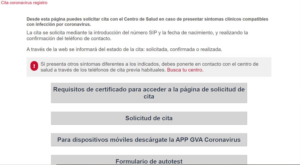 donde hacer el PCR en Valencia
