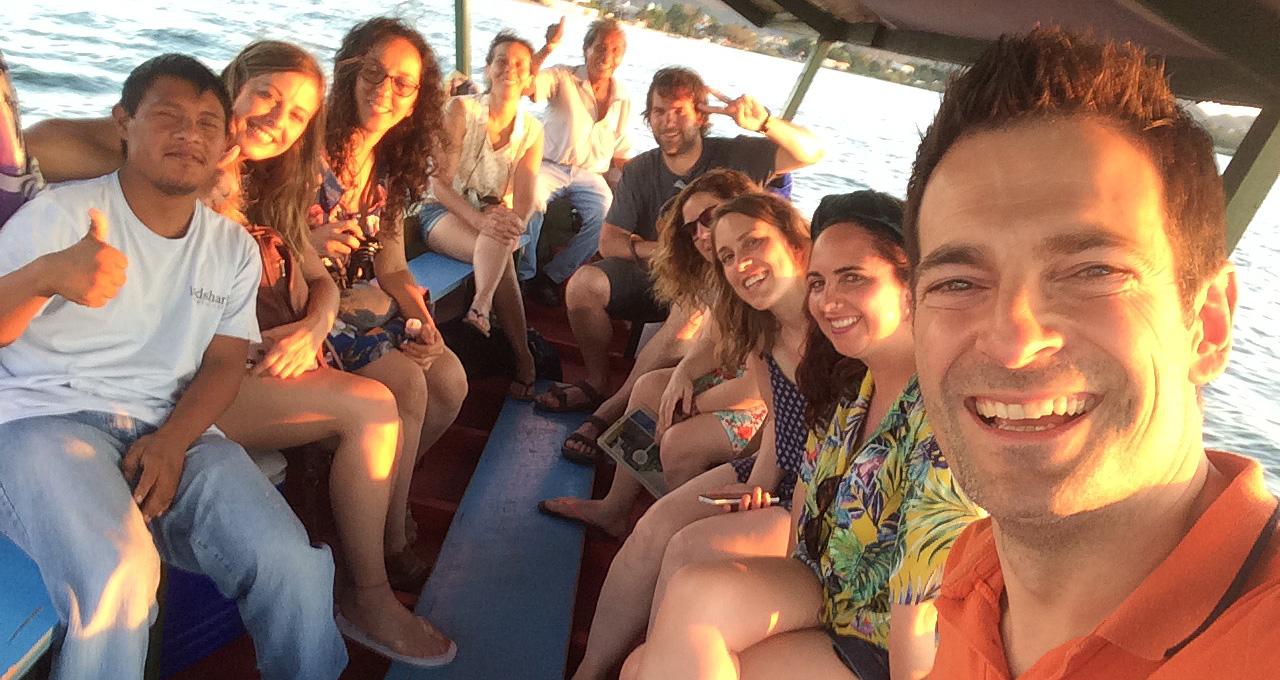 grupo viaje aventura guatemala